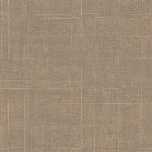 G67454 Patton Wallcoverings Natural FX Brushed Mosaic Wallpaper Taupe