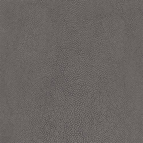 G67473 Patton Wallcoverings Natural FX Pebble Wallpaper Charcoal