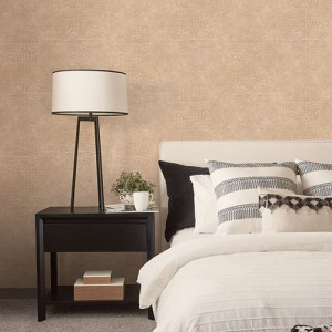Patton Wallcoverings Natural FX Crocodile Skin Wallpaper Roomset