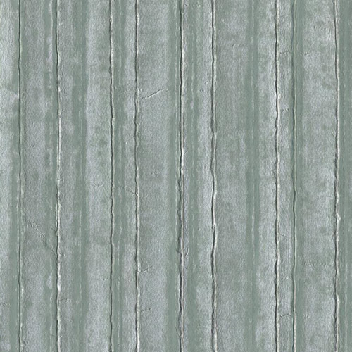 RRD7223 York Wallcoverings Ronald Redding Industrial Interiors Vintage Tin Wallpaper Sea Glass