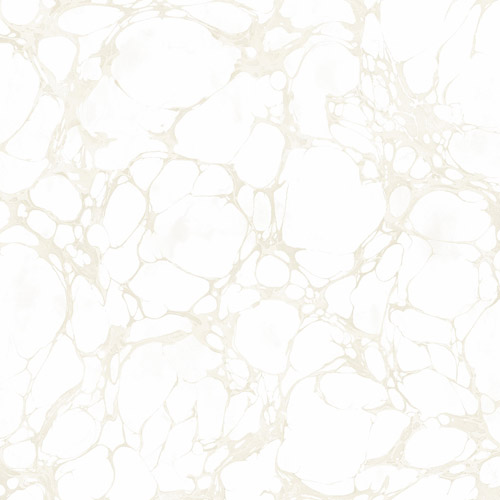 MK21105 Seabrook Wallcoverings Metallika Patina Marble Wallpaper White and Pearl