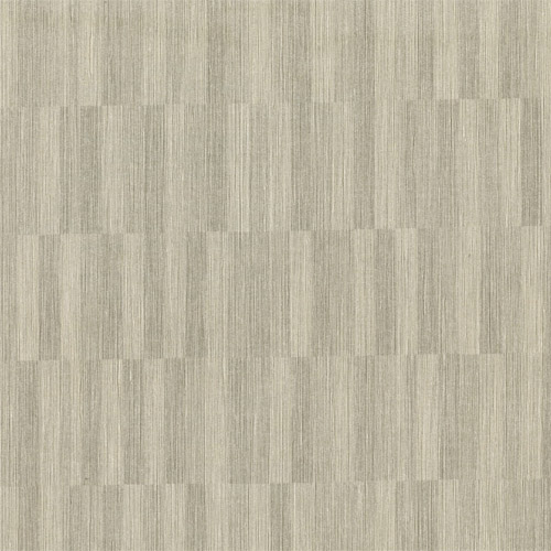 2741-6034 Brewster Wallcovering Texturall 3 Barie Vertical Tile Wallpaper Taupe