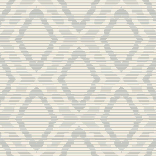 CD4016 York Wallcoverings Candice Olson Decadence Amulet Wallpaper Gray