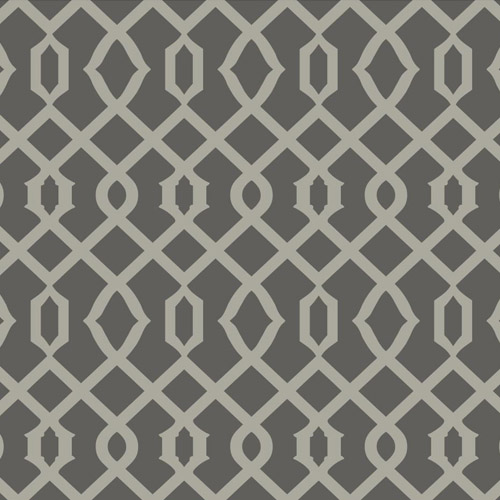 CD4040 York Wallcoverings Candice Olson Decadence Luscious Wallpaper Gray