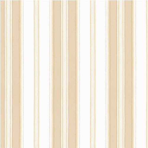 SD36110 Patton Wallcoverings Stripes and Damasks 3 Classic Stripe Wallpaper Tan