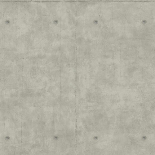 MH1552 York Wallcoverings Joanna Gaines Magnolia Home Concrete Wallpaper Light Gray