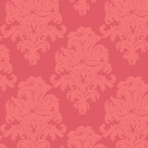 TA20101 Seabrook Wallcoverings Tortuga Montserrat Wallpaper Raspberry