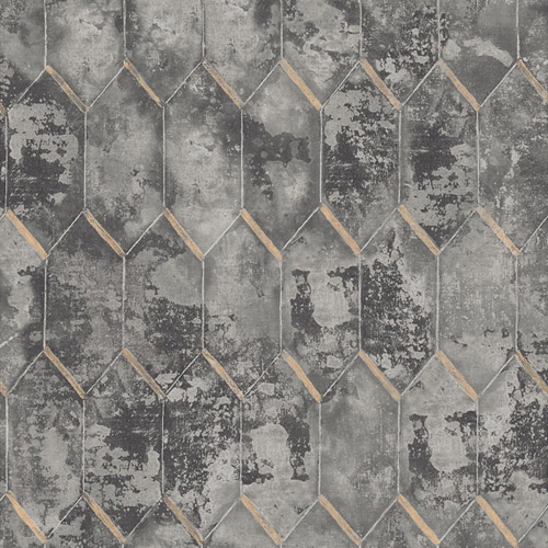 Whiteney Wallpaper From Metalworks By Seabrook Wallcoverings