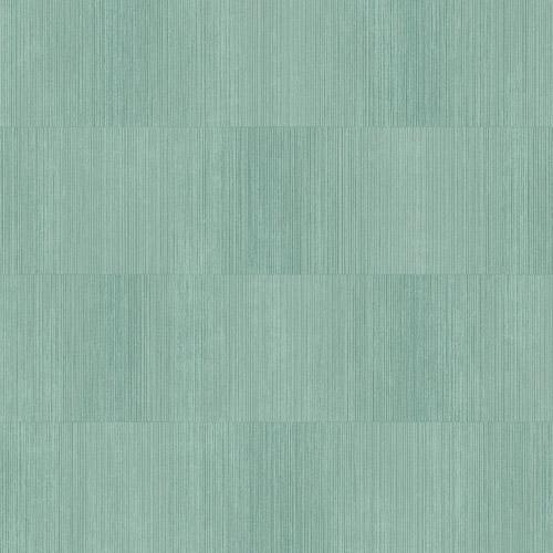 TE10804 Seabrook Wallcoverings Jupiter Stria Textured Wallpaper Turquoise