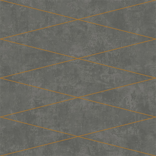 TE10910 Seabrook Wallcoverings Jupiter Contemporary Wallpaper Charcoal