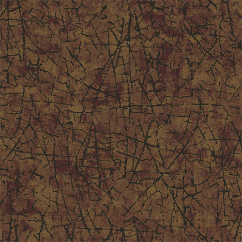 old world living room design farmhouse chic crackle textured wallpaper from jupiter by seabrook ...