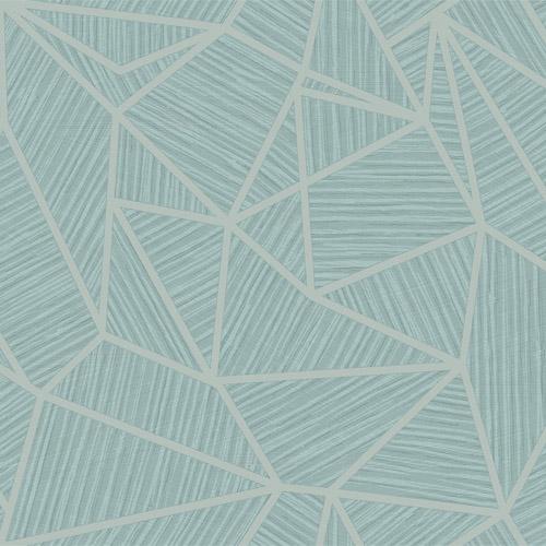 Geometric Textured Wallpaper 21 Inch Sample Lelands