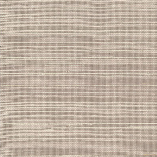 York Wallcoverings Taupe Grasscloth Strippable Non Woven: Taupe Plain Grass Wallpaper From Joanna Gaines Magnolia Home