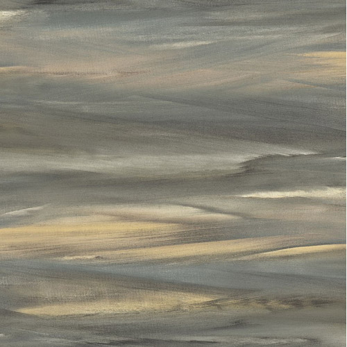 AH40200 Seabrook Wallcoverings L'Atelier de Paris Horizon Wallpaper Gray
