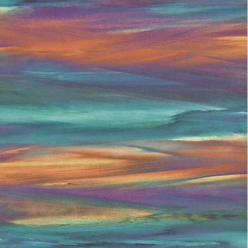 AH40201 Seabrook Wallcoverings L'Atelier de Paris Horizon Wallpaper Spice