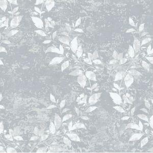 CR75112 Seabrook Wallcoverings Carl Robinson Sea Glass Oakdale Wallpaper Silver