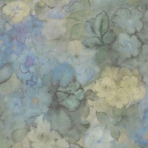 CR76202 Seabrook Wallcoverings Carl Robinson Sea Glass Oriel Wallpaper Blue