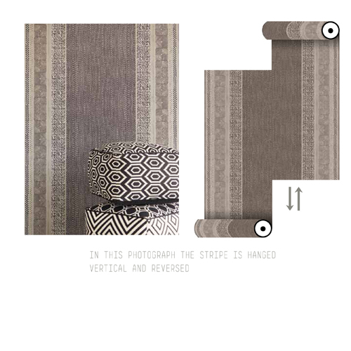 Siroc Stripe Vertical Detail