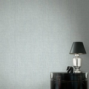 Seabrook Wallcoverings Texture Anthology Etten Linen Wallpaper Room Setting