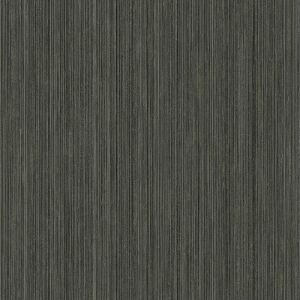 1430520 Seabrook Wallcoverings Texture Anthology Etten Coarse Stria Wallpaper Charocal