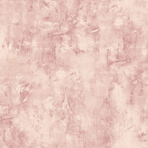 FI72101 Seabrook Wallcoverings French Impressionist Vinyl Faux Wallpaper Pink