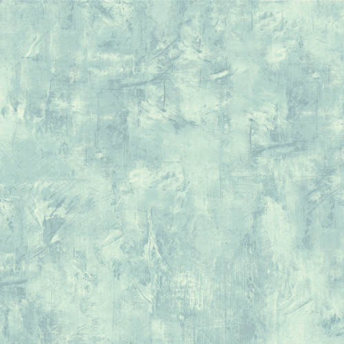 FI72102 Seabrook Wallcoverings French Impressionist Vinyl Faux Wallpaper Sky Blue