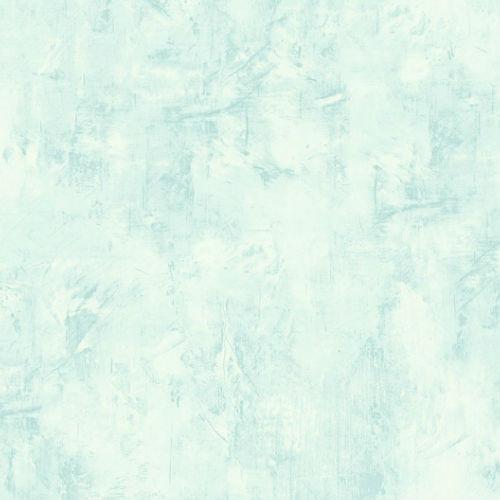 FI72112 Seabrook Wallcoverings French Impressionist Vinyl Faux Wallpaper Aqua