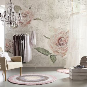 Brewster Wallcoverings Komar Into Ilusions 2 Tantinet Mural Room Setting