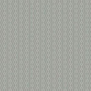 ZN52400 Seabrook Wallcoverings Texture Anthology Etten Ogee Stripe Wallpaper Gray