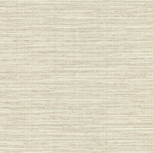 2758-8019 Brewster Wallcovering Warner Textures and Weaves Bay Ridge Faux Grasscloth Wallpaper Taupe