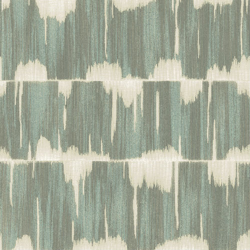2764-24343 Brewster Wallcovering Mistral Serendipity Shibori Wallpaper Teal