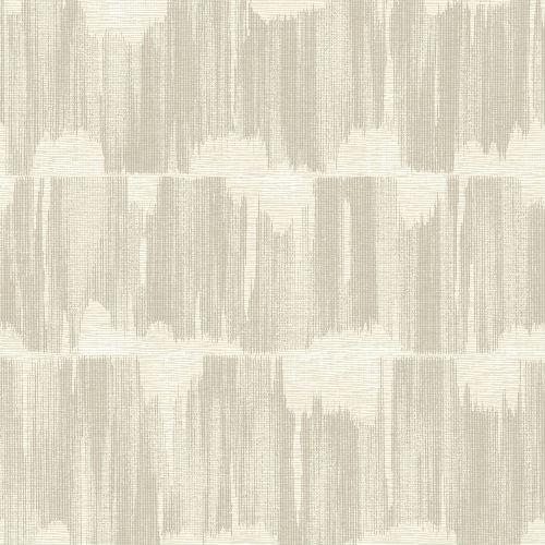 2764-24345 Brewster Wallcovering Mistral Serendipity Shibori Wallpaper Beige