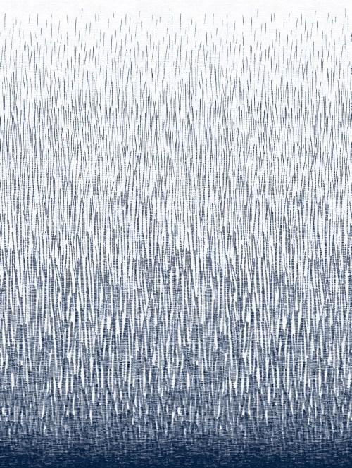 2764-24362 Brewster Wallcovering Mistral Amaya Mural Blue