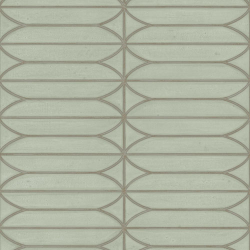 CP1236 York Wallcovering Candice Olson Breathless Pavilion Wallpaper Sage
