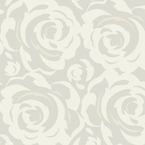 CP1240 York Wallcovering Candice Olson Breathless Lavish Wallpaper Pearl