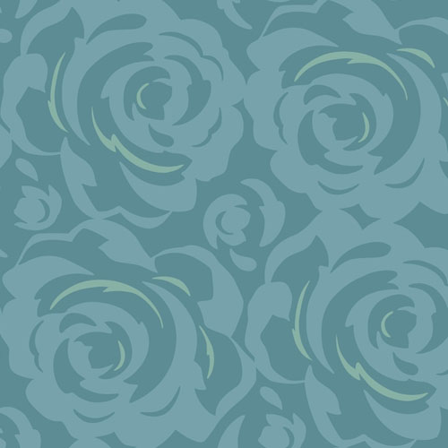 CP1245 York Wallcovering Candice Olson Breathless Lavish Wallpaper Teal