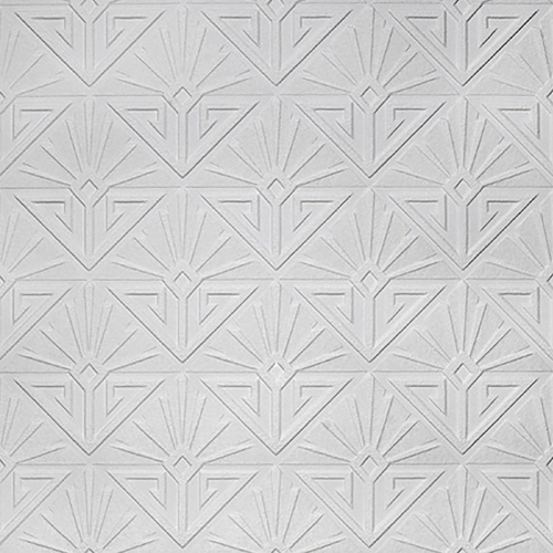 Brewster Wallcovering Anaglypta XII Deco Paradiso Paintable Wallpaper ...