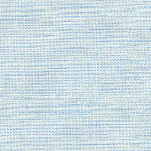 3117-24283 Brewster Wallcovering Chesapeake The Vineyard Agave Grasscloth Wallpaper Sky Blue