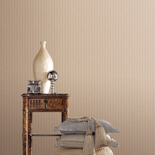 Patton Wallcovering Wall Finishes Tweed Wallpaper Room Setting
