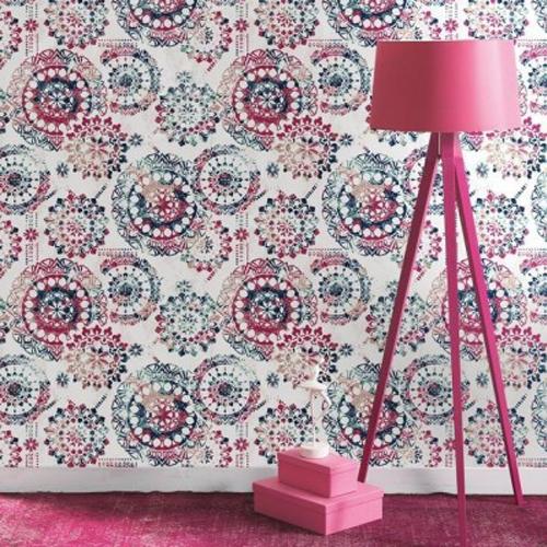 Bohemian Peel and Stick Wallpaper