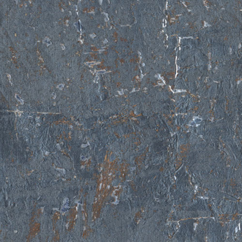 GR1095 York Wallcovering Ronald Redding Industrial Interiors 2 Cork Wallpaper Blue