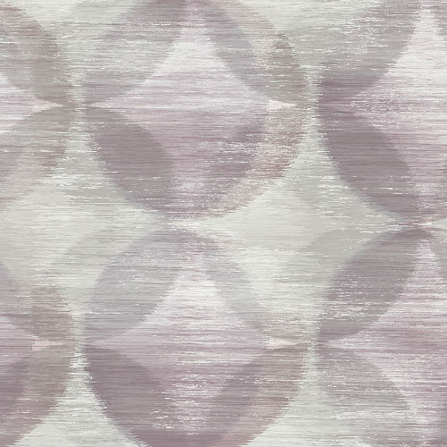 2793-24703 Brewster Wallcovering A Street Prints Celadon Alchemy Geometric Wallpaper Purple