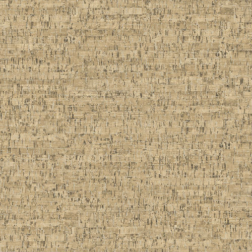 2767-23770 Brewster Wallcovering Techniques and Finishes 3 Burl Small Cork Wallpaper Neutral