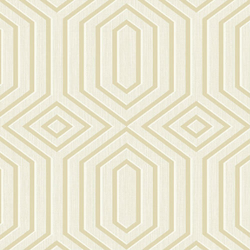 1620606 Seabrook Wallcovering Etten Gallerie Bruxelles, Geometric Diamond Wallpaper Tan