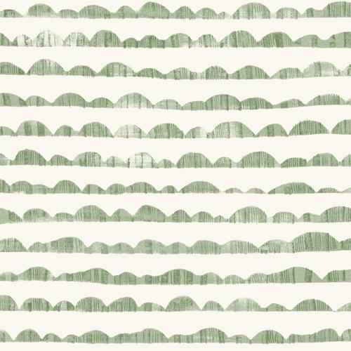 MK1144 York Wallcoverings Joanna Gaines Magnolia Home 3 Artful Prints and Patterns Hill and Horizon Wallpaper Green