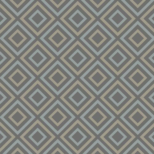 2809-87701 Brewster Wallcovering Advantage Geo Horus Diamond Geo Wallpaper Taupe
