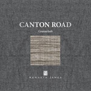 Canton Road Grasscloth