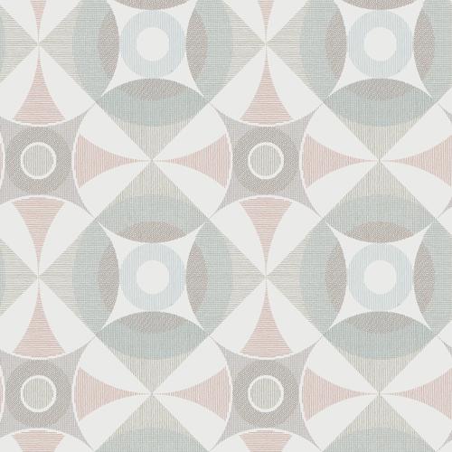 2821-25136 Brewster Wallcovering A Street Prints Folklore Ellis Geometric Wallpaper Multicolor