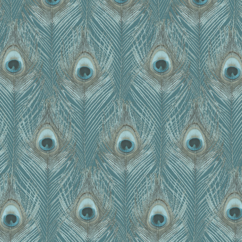Peacock Wallpaper From Patton