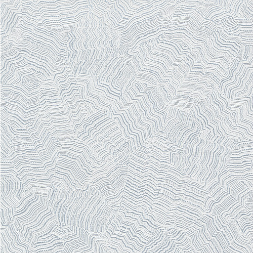 COD0518N York Wallcovering Candice Olson Terrain High Performance Aura Wallpaper Silver